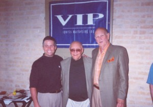 1998 Final Four Guest Speakers Brian Gregory, Jerry Tarkanian, Lefty Driesell