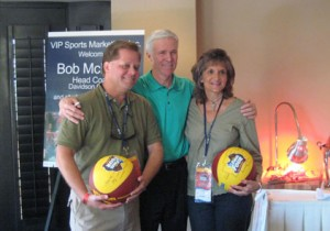 2008 Guest Speaker Coach Bob McKillop with Guests