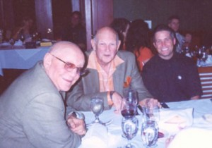 1998 Guest Speakers Jerry Tarkanian, Lefty Driesell and Brian Gregory
