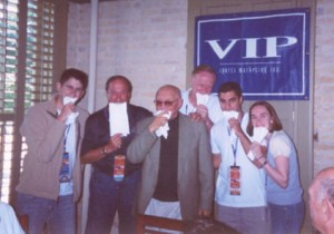 1998 VIP Guest Speaker Jerry Tarkanian and VIP Guests