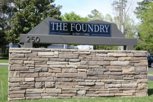 Exterior of The Foundry