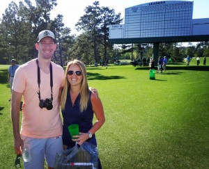 Robbie Hummel on course with VIP