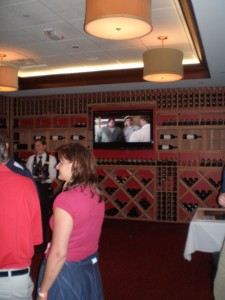 2009 VIP Hospitality at Ruth's Chris Steak House