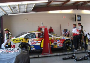 Pre-Race Car Inspections