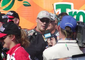Kevin Harvick Post-Race Interview