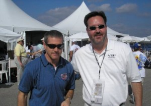 Guest Speaker Bobby Labonte and VIP Representative
