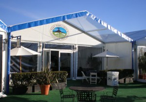 2008 VIP Private Hospitality Chalet at Pebble Beach
