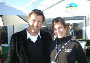 VIP Representative with Golf Legend Nick Faldo