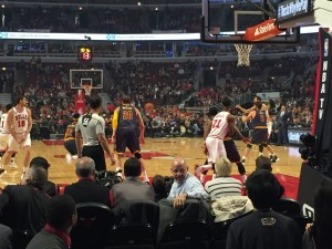 Bulls Opening Night vs.The Cavs