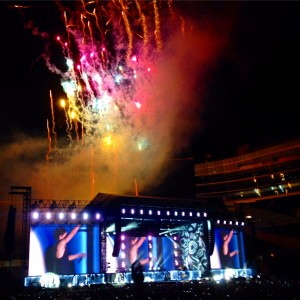 One Direction Concert at Solider Field