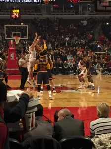 Bulls Opening Night vs. The Cavs
