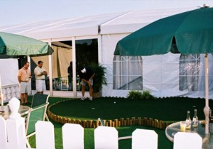 2006 US Open Putting Green