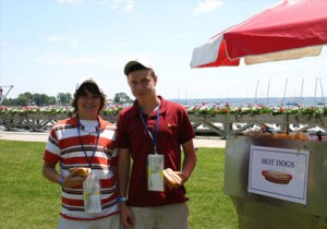 2006 US Open Complimentary Concessions
